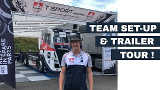 T Sport Bernau Set Up and Trailer Tour