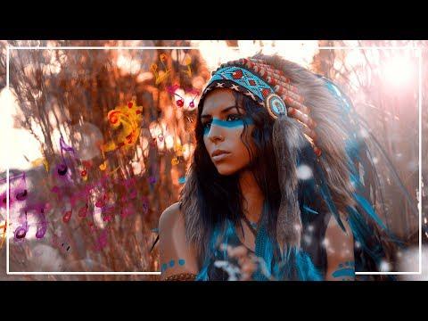 INDIANERMUSIK, INDIANISCHER GESANG II Panflöten, indianische Musik II Entspannungsmusik, Schlafmusik
