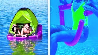 21 HOT HACKS TO ENJOY YOUR VACATION