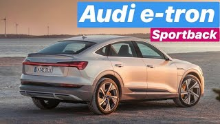 Predstavljen Audi e-tron Sportback!