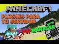Minecraft: Plugins para tu Servidor - PvPManager (Mejora el PVP en tu Servidor!)