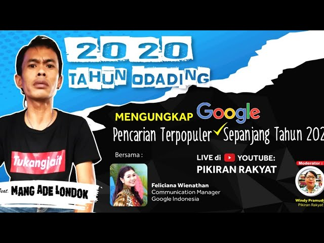 2020 Tahun Odading Feat. Mang Ade Londok
