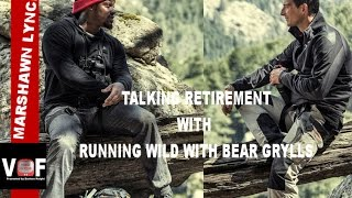 Marshawn Lynch (Retirement Chat) Running Wild With Bear Grylls Official Trailer