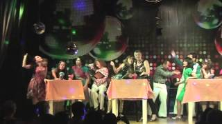 Fifth of Beethoven - Jive Talkin' Medley by JICC