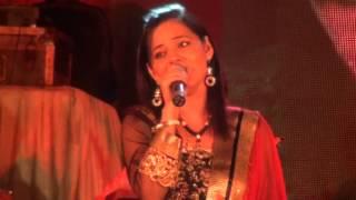 Tum aaye to aaya mujhe yaad ,Gali main aaj chand nikla by Meenu Chaturvedi