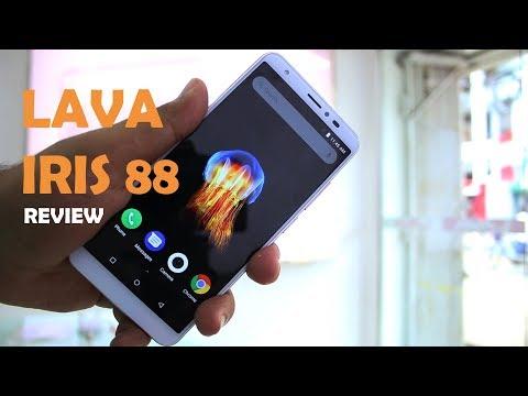 LAVA IRIS 88 review - YouTube