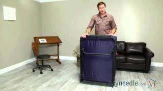 Woodcrest Rollaway Bed - Product Review Video