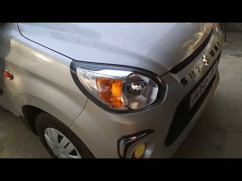 Alto 800 First ac filter installation FEBRUARY 2019