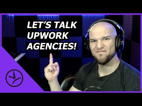 AGENCIES. All About Upwork Agencies and What It's Gonna Cost You