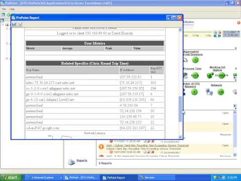 RTO Software PinPoint: Performance Management Monitoring - DABCC TV #4