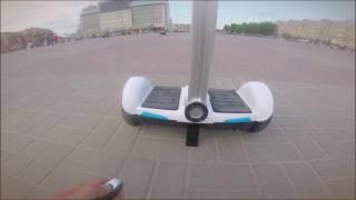 Мини сигвей ElectroTown F1(Видео обзор инновационного вида транспорта от компании Новое-Движение!!! Поехали Дороги друзья подписыв..., 2016-07-01T22:05:17.000Z)
