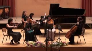 Robert Schumann - Piano Quintet Es Dur op. 44 - 1/2
