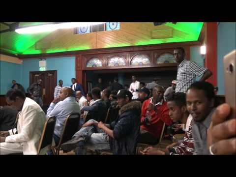 Somalida Ireland oo u Dabaal dagga Xoriyadda _Somalia  1960kii