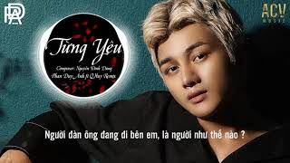 Phan Duy Anh - Từng Yêu Remix | Q.Huy Remix (Tropical House)