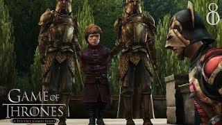 Game of Thrones: A Telltale Games Series (Ep.3) - Меч во тьме. Тирион-цареубийца? #8