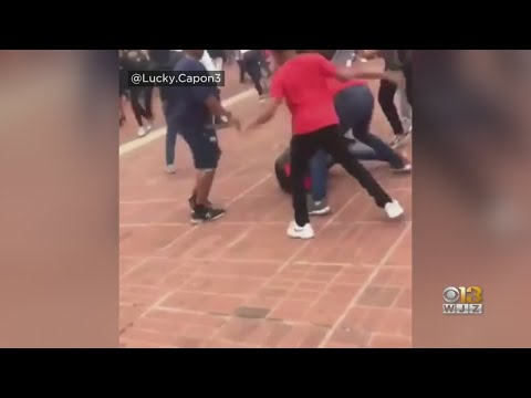 6 Arrested At Baltimore's Inner Harbor After Fight, City Leaders Say 'It's Unacceptable'