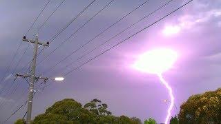 Lightning strike - version 2 (no swearing)