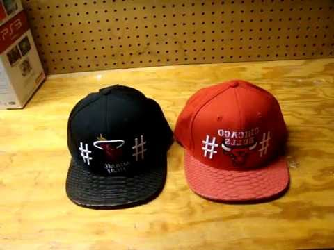 57bd866bba2 Just Don Been Trill Collab Miami Heat Chicago Bulls Hat Very Rare ...
