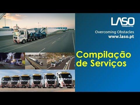 LASO TRANSPORTES | Compilação de Serviços