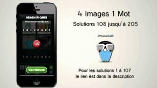 4 Images 1 Mot : toutes les solutions 108-205