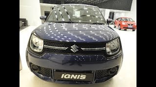 Maruti Suzuki Ignis 2018 Review || Manual || AMT(AGS)|| Variants || Features