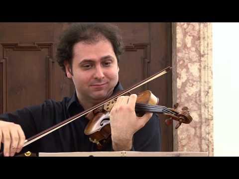 Gian Paolo Peloso - Brahms - Sonata N.3 In Re Minore Op. 108