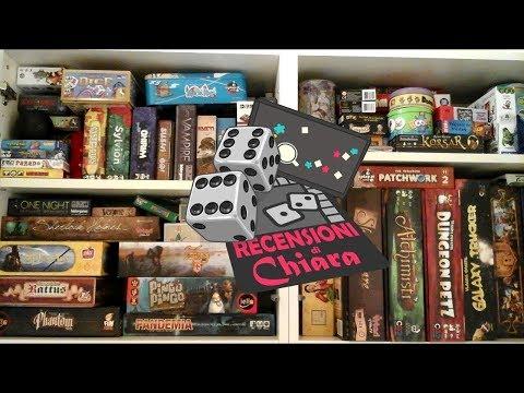 La mia collezione di giochi da tavolo!! - Vlog di Chiara