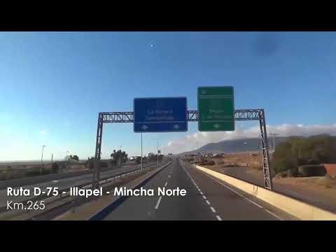 29.- Chile de Un Viaje : De Santiago a Arica (2070 Kms)