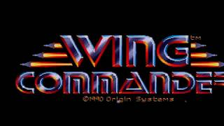 Vampire 2 600 running Wing Commander Amiga CD32 in AGA over HDMI