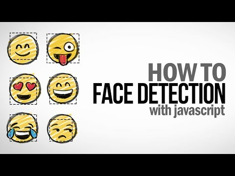 Face Detection with Javascript in 3 Minute