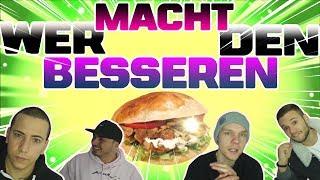 WER MACHT DEN BESSEREN DÖNER ! | Crewzember