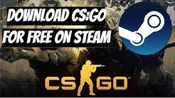 How To Download CS GO for Free on Steam 2019 | Counter Strike Global Offensive MULTIPLAYER!
