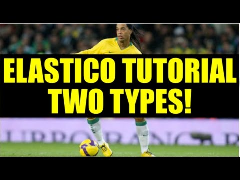 How to do the Ronaldinho Elastico! Detailed Step by Step | Tutorial