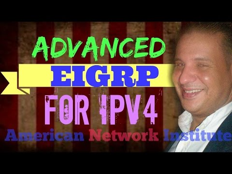 Advanced EIGRP for IPV4