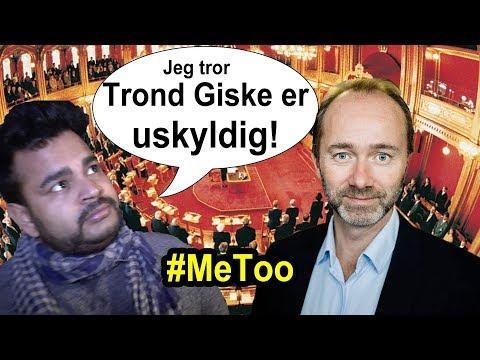 Jeg tror Trond Giske er uskyldig! #MeToo