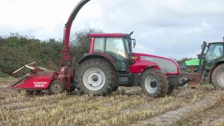 Machinery: Unusual maize harvester in Co Cork