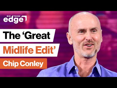 The 'Great Midlife Edit': Master your middle years | Chip Conley
