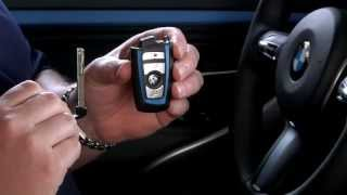 Valet Parking | BMW Genius How-To