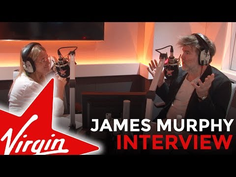 James Murphy Chats To Edith Bowman | Virgin Radio