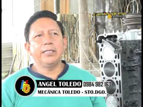 MECANICA AUTOMOTRIZ TOLEDO ANGEL TOLEDO