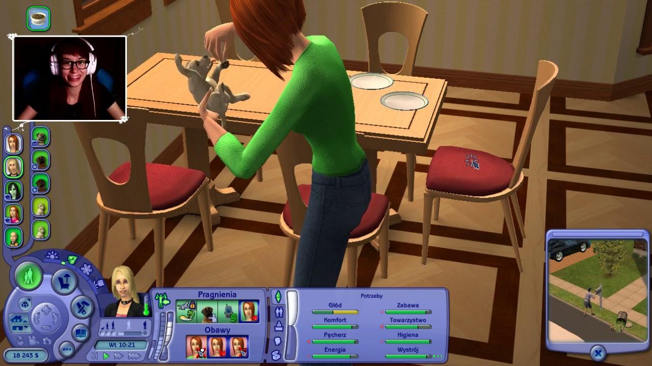 """[Archiwum] Live – Przygody Rudej Gejszy (The Sims 2) (32) – [1/2] – """"Nowe pieski i wakacje"""""""