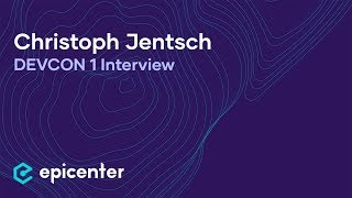Interview with Christoph Jentsch of Slock at DEVCON1 in London