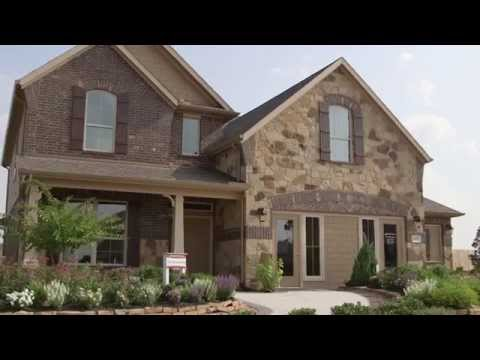 New Homes Katy TX Beazer Homes YouTube