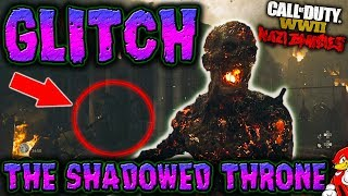 Truco Salir del Mapa + Barrera Zombies WW2 The Shadowed Throne Glitch Out of Map - By ReCoB
