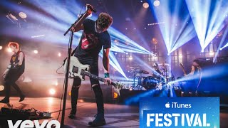 Long Way Home Live HD -  5 Seconds of Summer iTunes Festival 2014 @ London
