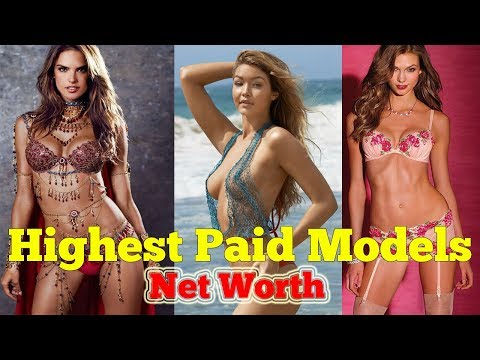 10 Highest Paid Models and their Net Worth | Top Planet