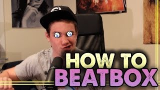 HOW TO TRUMPET BEATBOX!
