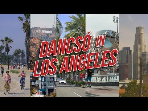 Dancsó in Los Angeles
