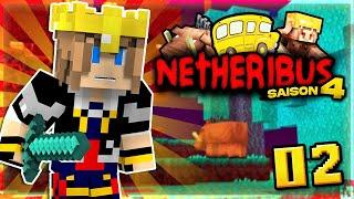 NETHERIBUS 4 #02 | Ninjaxx commente ma vidéo