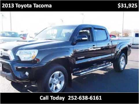 2013 toyota tacoma used cars new bern nc youtube. Black Bedroom Furniture Sets. Home Design Ideas